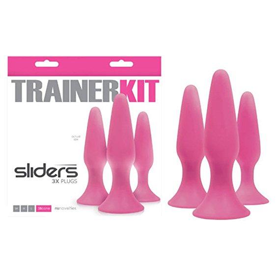 Комплект анални разширители – Sliders Trainer Kit