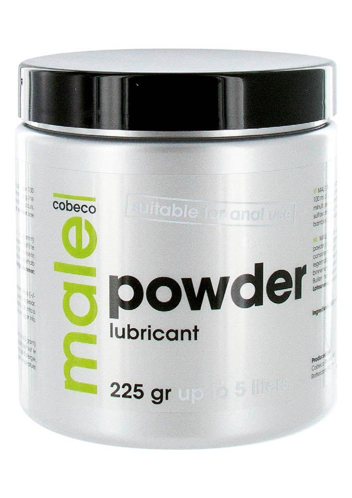 Лубрикант на прах, изключително предложение – Male Powder Lubricant 225gr