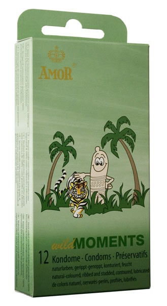 AMOR Wild Moments / 12 pcs content