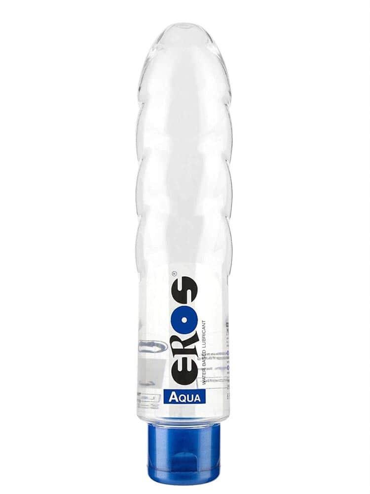 Лубрикант в дилдо бутилка на водна основа – Aqua 175ml