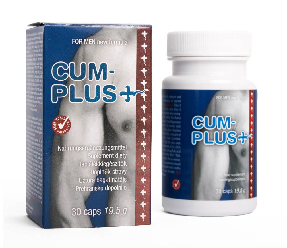 Cum Plus – 30 caps (DE/PL/HU/CZ/LV/SL)