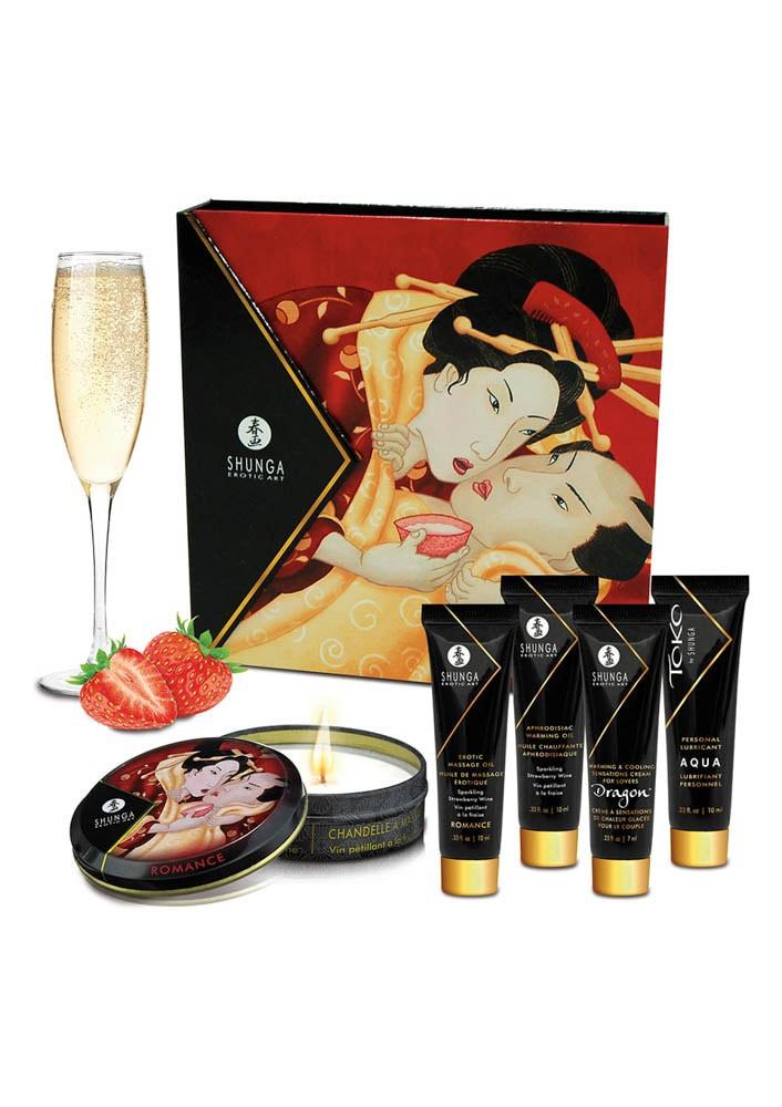 Geishas Secret Kit Strawber.