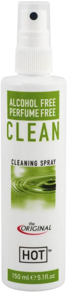 HOT CLEAN 150 ml alcohol free & antibacterial