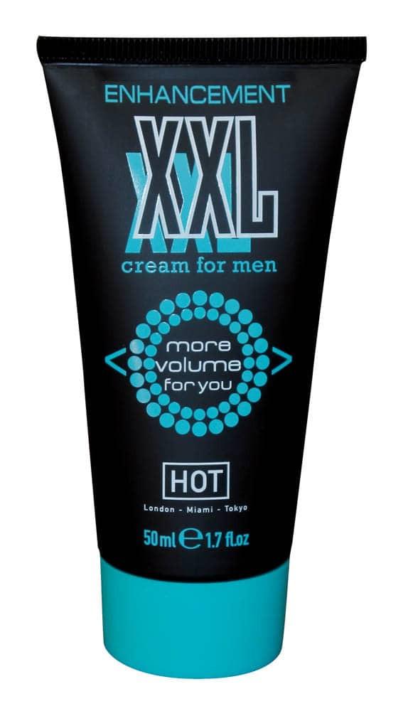Мъжки крем, увеличете размера XXL – HOT Еnhancement XXL Cream for men