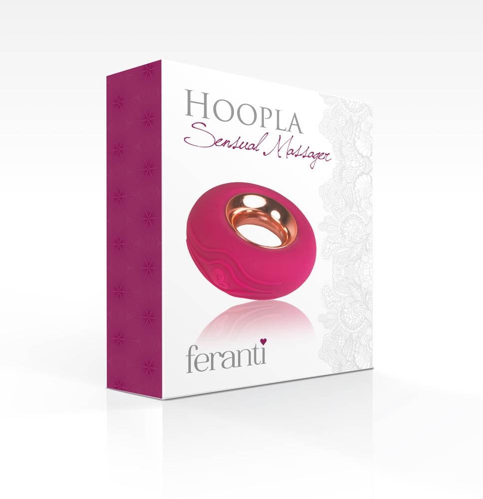 Масажор и клитор стимулатор за прецизно удоволствие – Hoopla Massager Pink