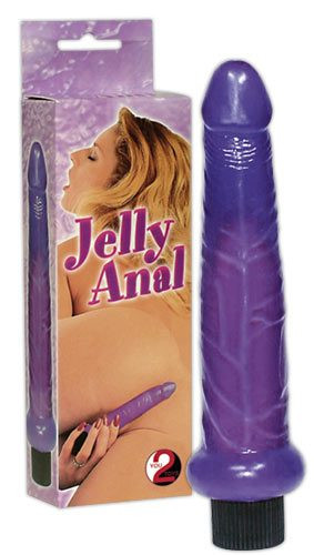Jelly Anal Purple