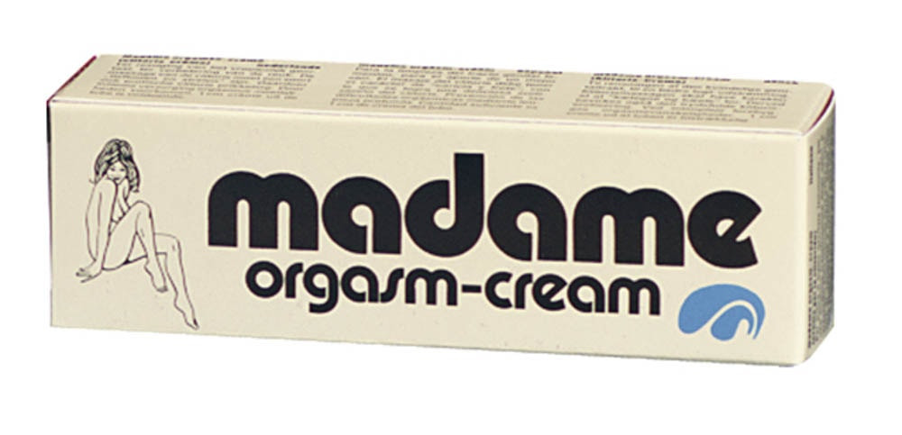 Madame Orgasm-Cream
