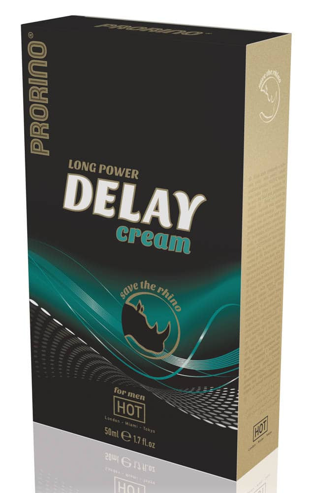 PRORINO long power Delay Cream 50 ml