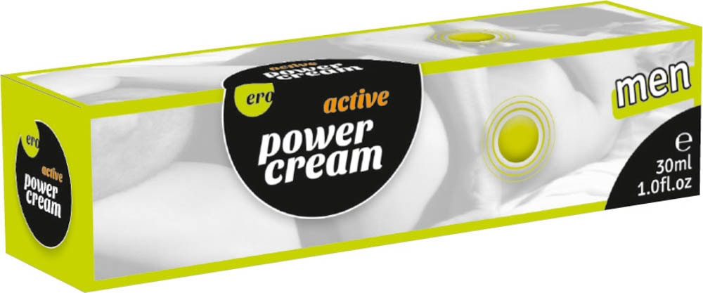 Power Cream Aktive men  – 30 ml
