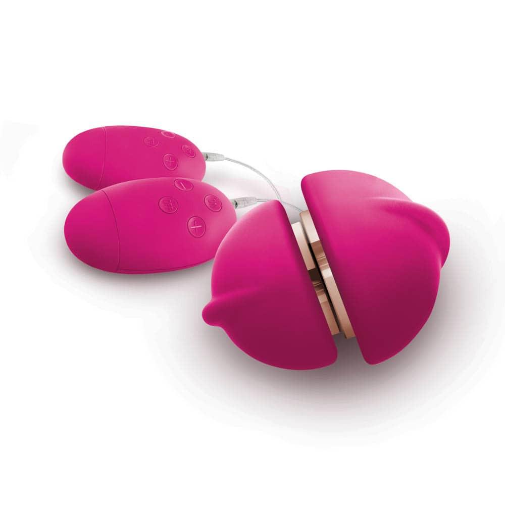 Shi/Shi - Union - Girl/Girl Vibe - Pink