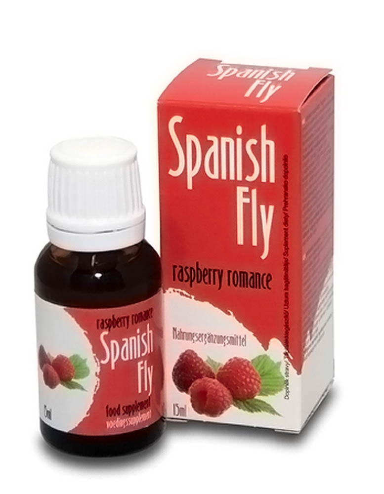 Spanish drops Raspberry - 15 ml