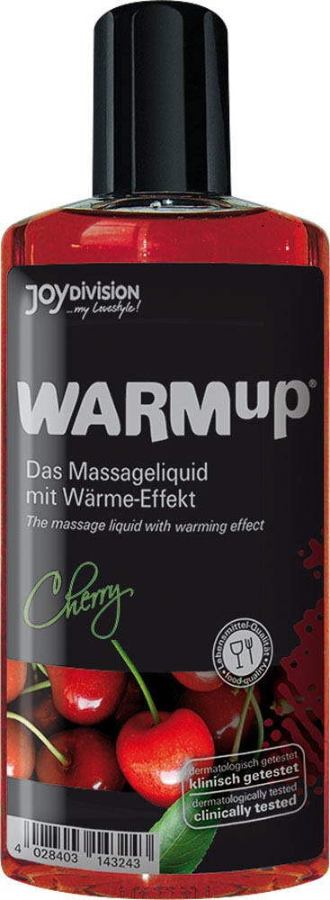 WARMup Cherry (Kirsch), 150 ml