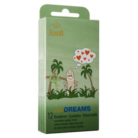 Презервативи, диви мечти, 12бр. – Amor Wild Dreams