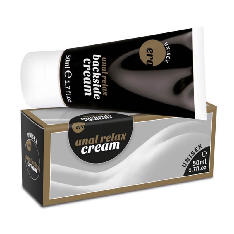 Крем за анален секс със специални съставки – Anal Relax Cream 50ml