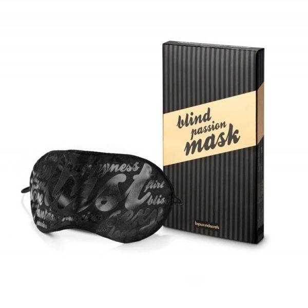 Маска за очи – Blind Passion Mask