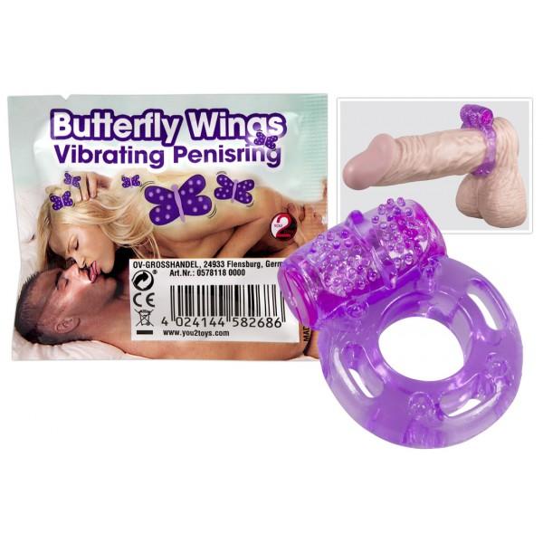 Вибриращ пенис пръстен – Bliss Mate Vibrating Cockring