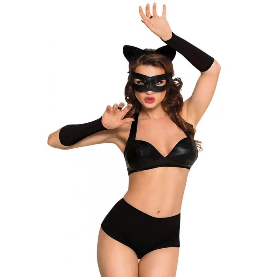 Секси костюм, жената котка – Catwoman S