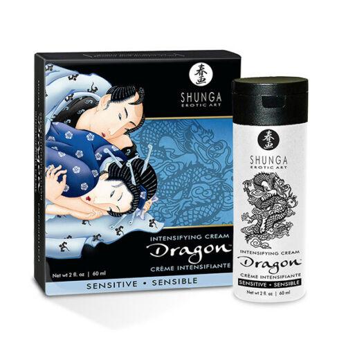 Крем, огън и лед – Dragon Sensitive 60ml