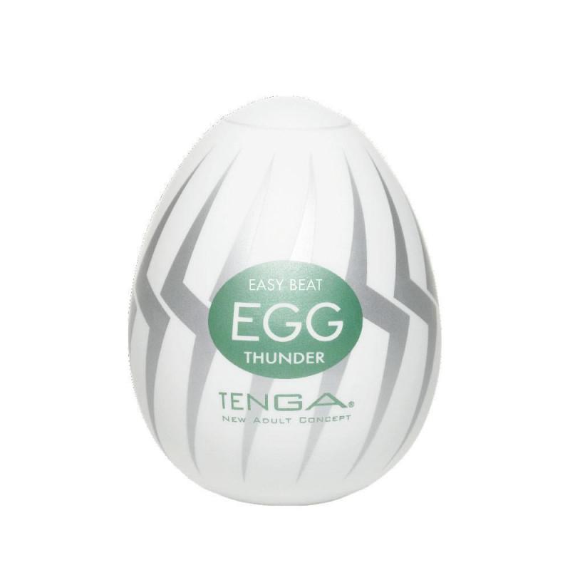 Мастурбатор яйце, гръмотевица – Egg Thunder