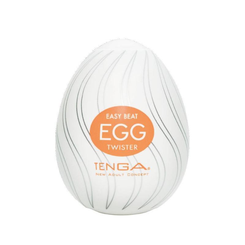 Мастурбатор яйце за постоянно усещане – Egg Twister