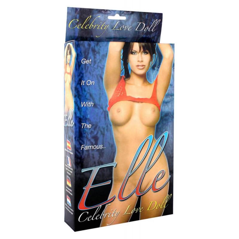 Секс кукла за истински мъже – Elle Love Doll