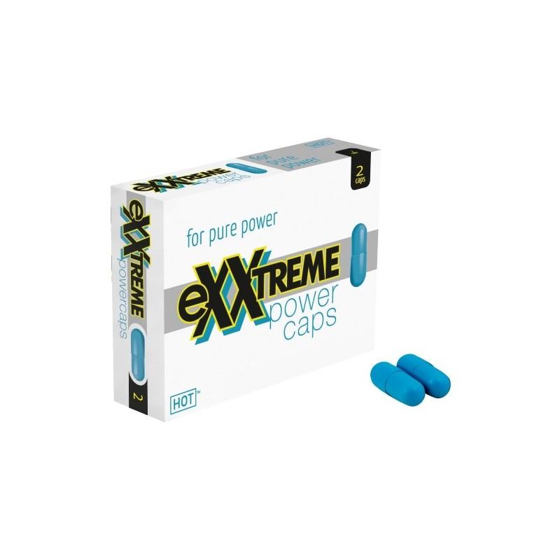 Капсули за мощ, издръжливост и твърда ерекция 2бр. – eXXtreme Power Caps