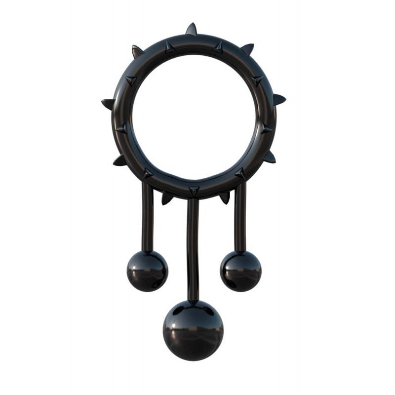 Пенис пръстен, стимулиращ по различен начин – Fantasy C-Ringz Original Ball Banger