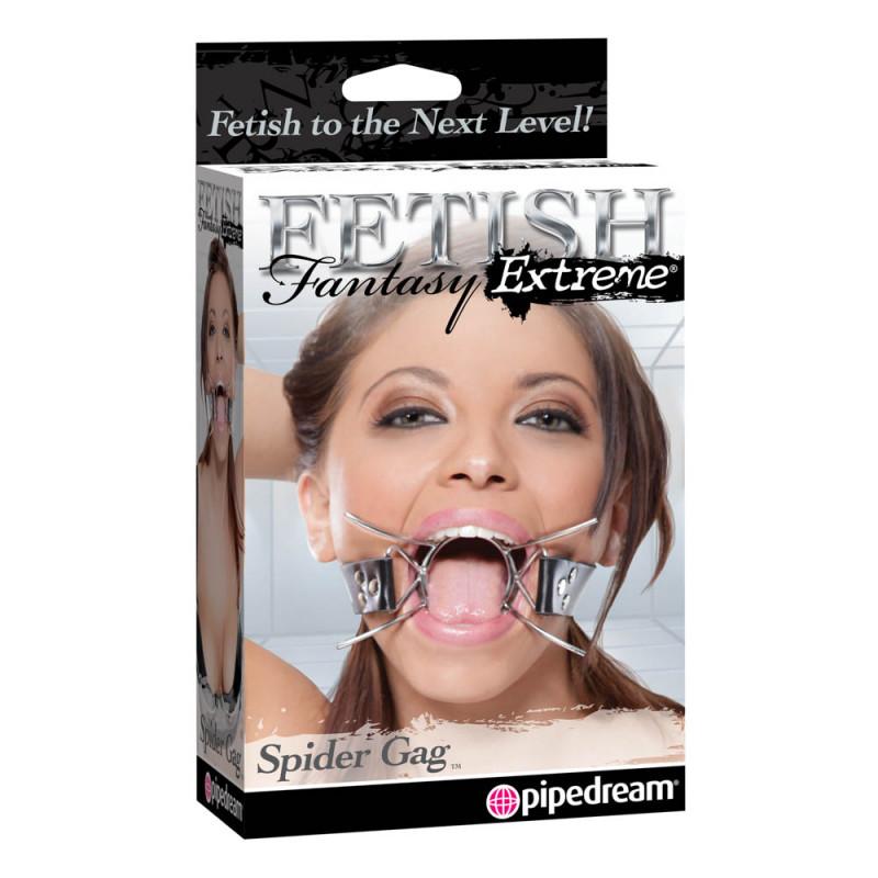 Топка за уста, екстремна – FF Extreme, Spider Gag