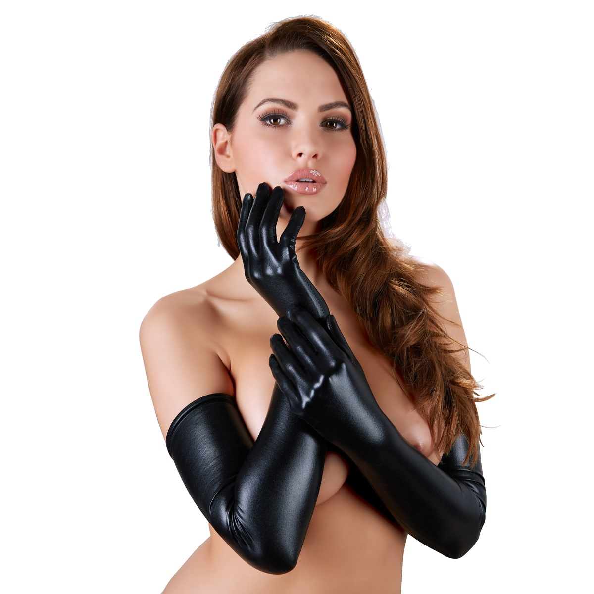 Дълги ръкавици, модерни и секси – Gloves Wetlook