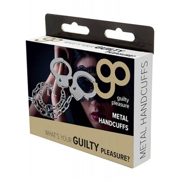 Метални белезници с дълга верига – Metal Handcuffs Long Chain