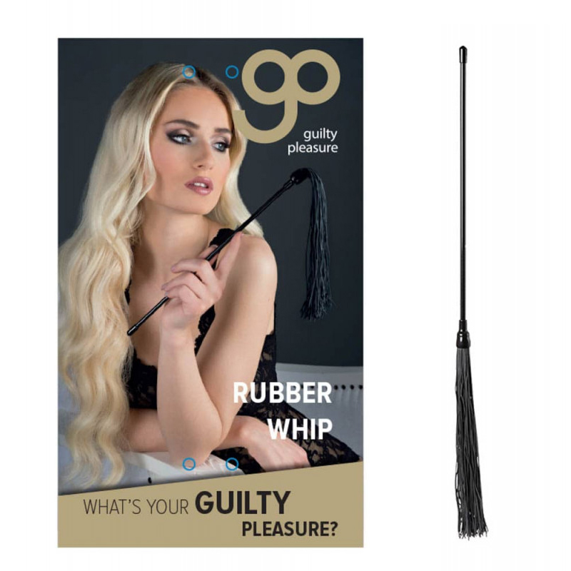 Камшик за разнообразно забавление – Guilty Pleasure, Whip