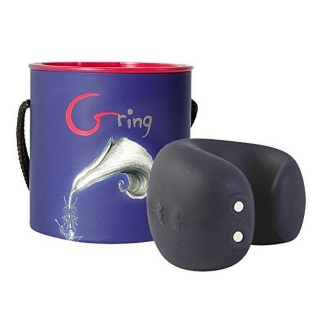 Вибриращ пръстен с много предназначения – Gring Ocean Blue
