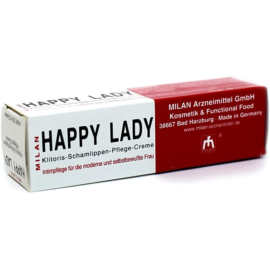 Крем за повече оргазми, щастлива жена – Happy Lady 28ml