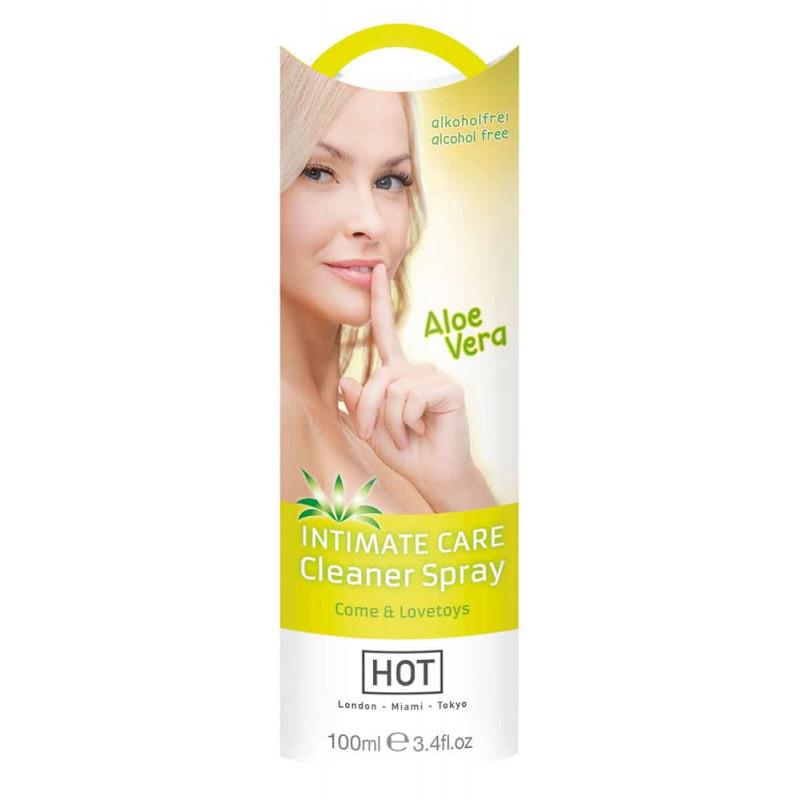 Почистващ спрей за интимна грижа с алое вера – Cleaner Spray 100ml