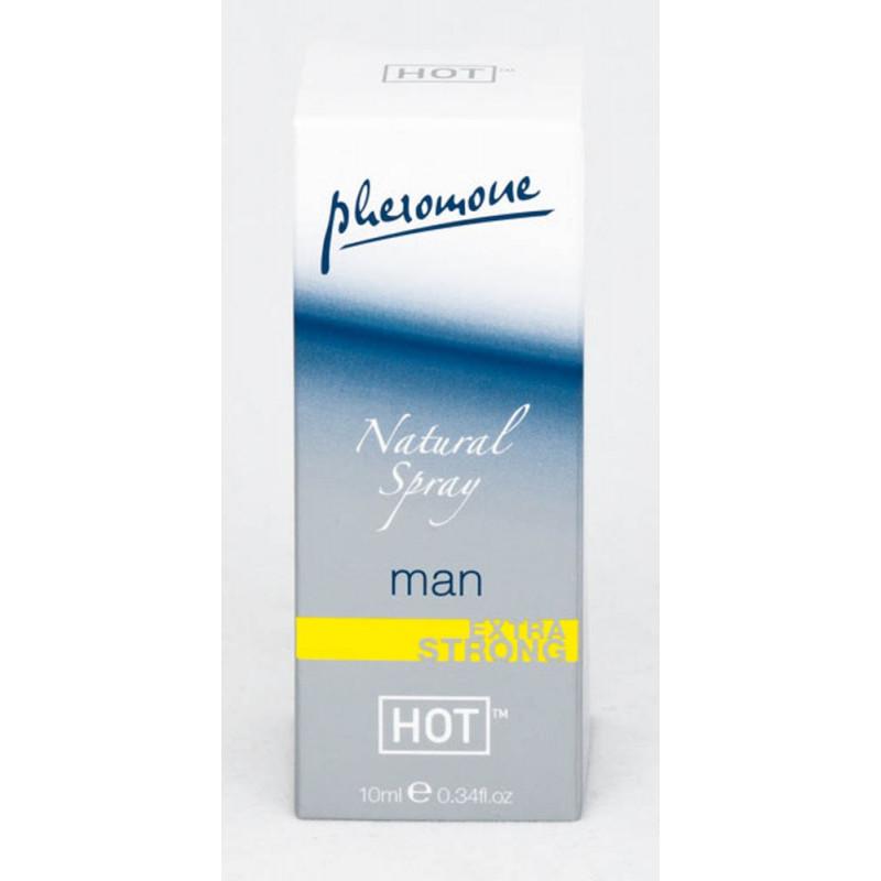 Парфюм с феромони за мъже, екстра силен – HOT Man Twilight Natural Spray extra strong 10ml