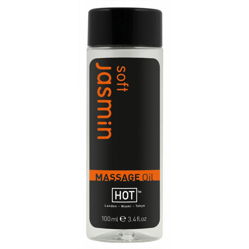 Масажно масло, нежен жасмин – Hot Massageoel Jasmin 100ml