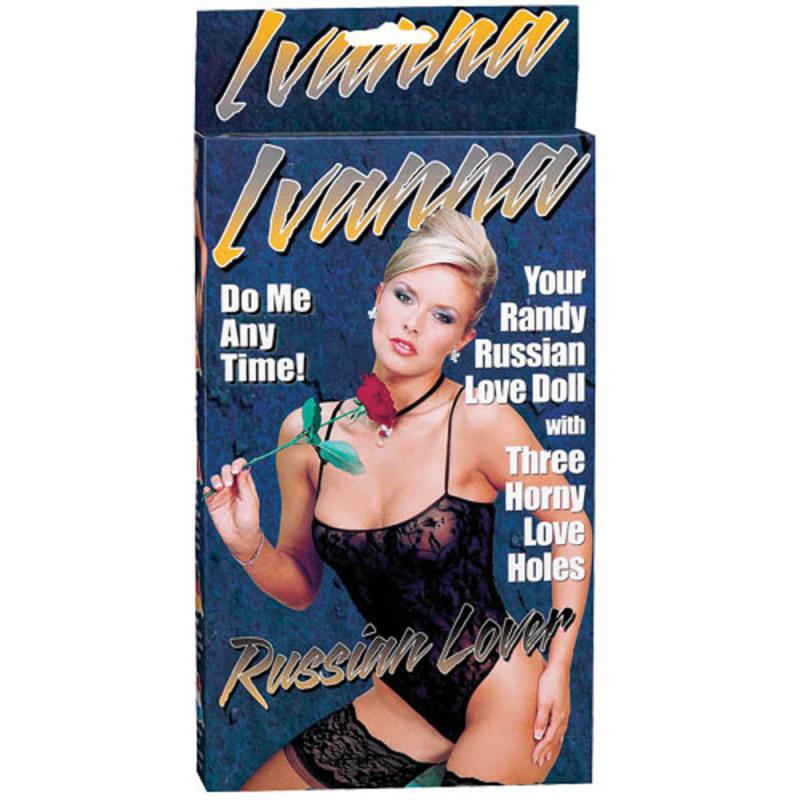 Секс кукла, руската любовница – Ivanna Love Doll