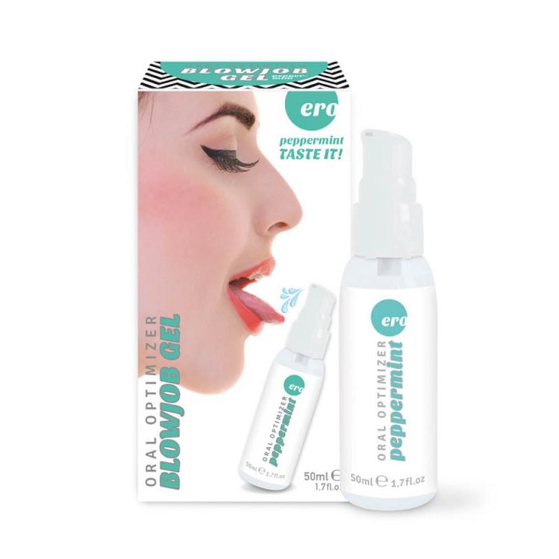 Гел за орална любов с вкус на мента – Oral Optimizer 50ml
