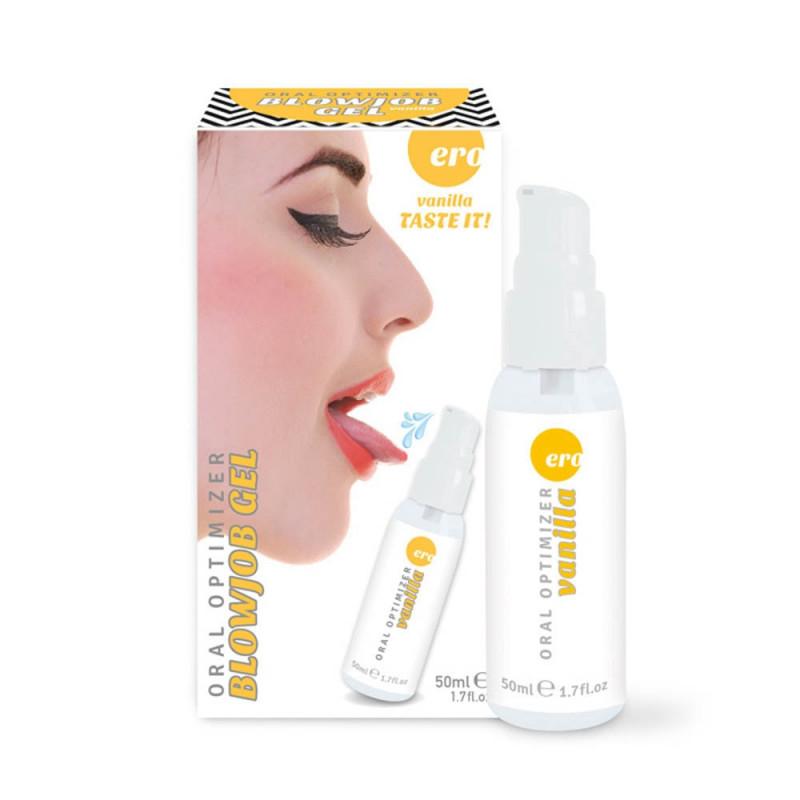 Гел за орална любов с вкус на ванилия – Oral Optimizer 50ml