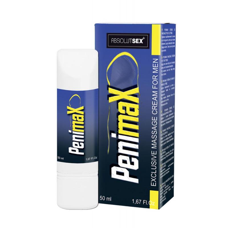 Крем за голямо мъжко самочувствие – Lavetra, Penimax 50ml