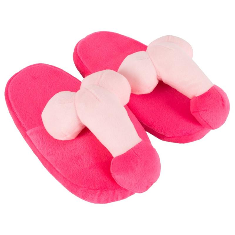 Пантофи с декорация във формата на пенис – Penis Slippers