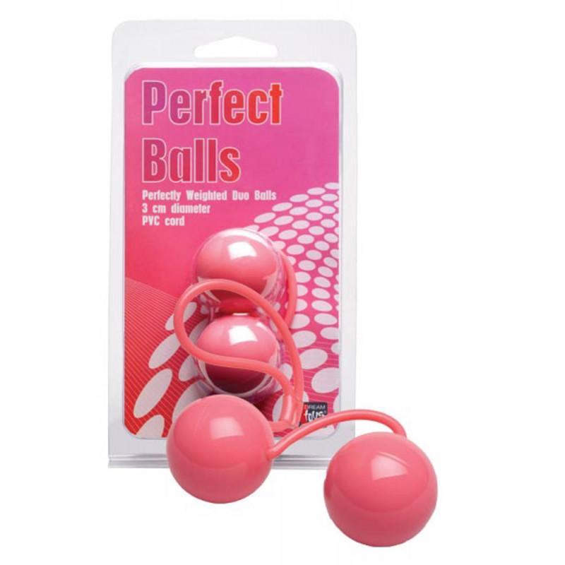 Вагинални топчета, перфектност – Perfect Balls Pink