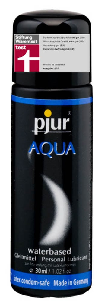 pjurŽ AQUA - 30 ml bottle