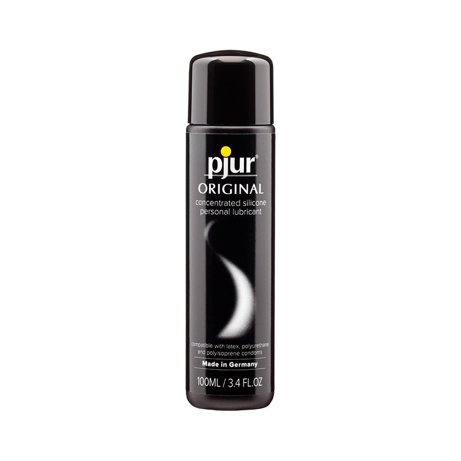 Висококачествен силиконов лубрикант – Pjur Original 100ml