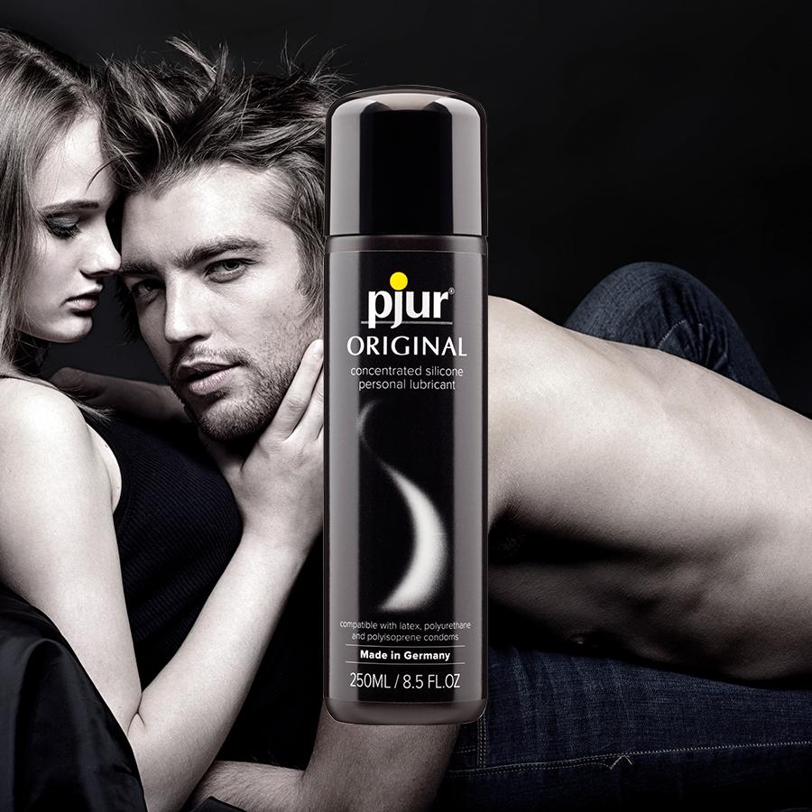 Висококачествен силиконов лубрикант – Pjur® ORIGINAL 250ml bottle