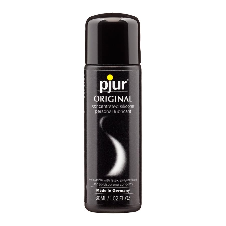 Висококачествен силиконов лубрикант – Pjur® ORIGINAL 30ml bottle