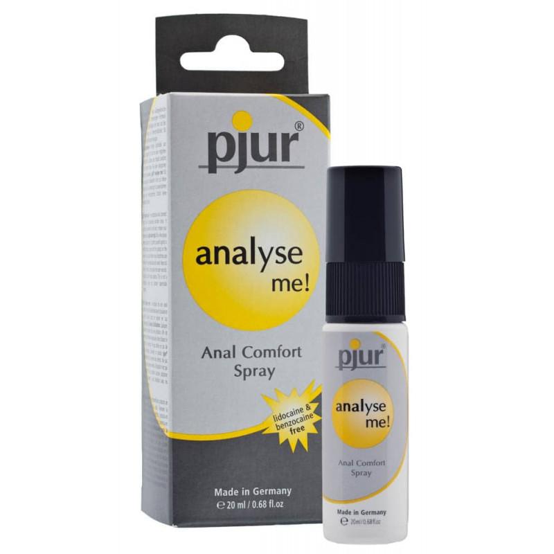 Спрей за пълен анален екстаз – Pjur® Analyse me 20ml