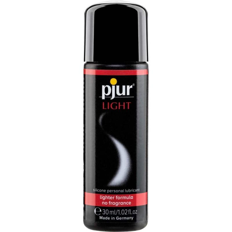 Лубрикант и масажен гел на силиконова основа – pjur LIGHT 30ml