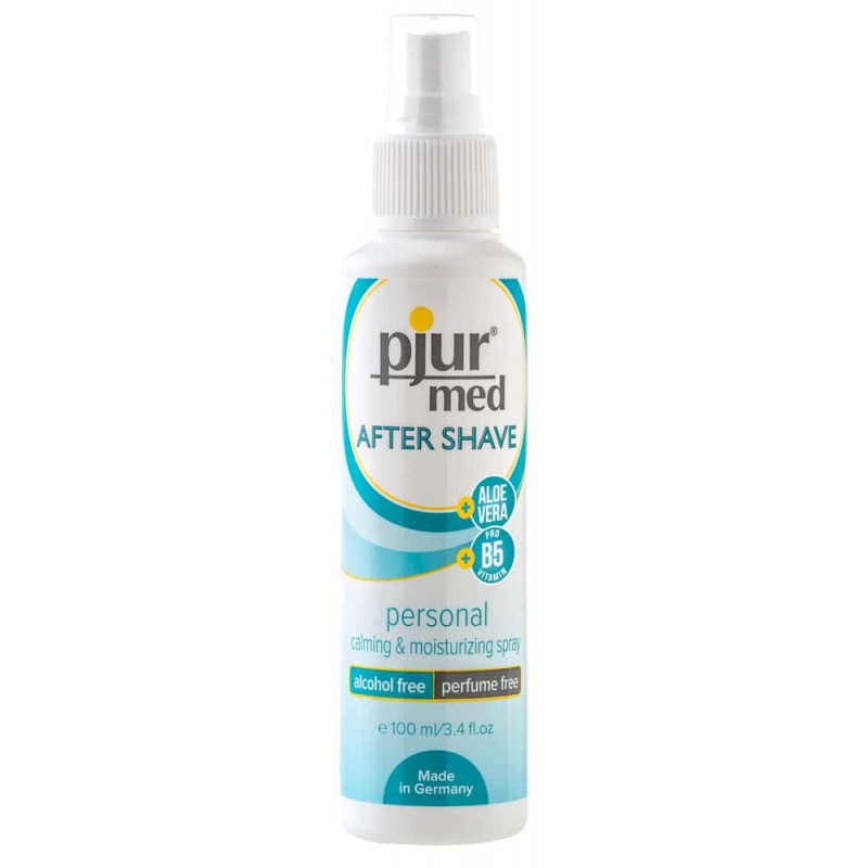 Спрей за след бръснене, афтършейв – Pjur med After Shave 100ml