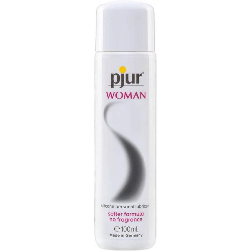 Лубрикант за чувствителна женска кожа – pjur® Woman 100ml